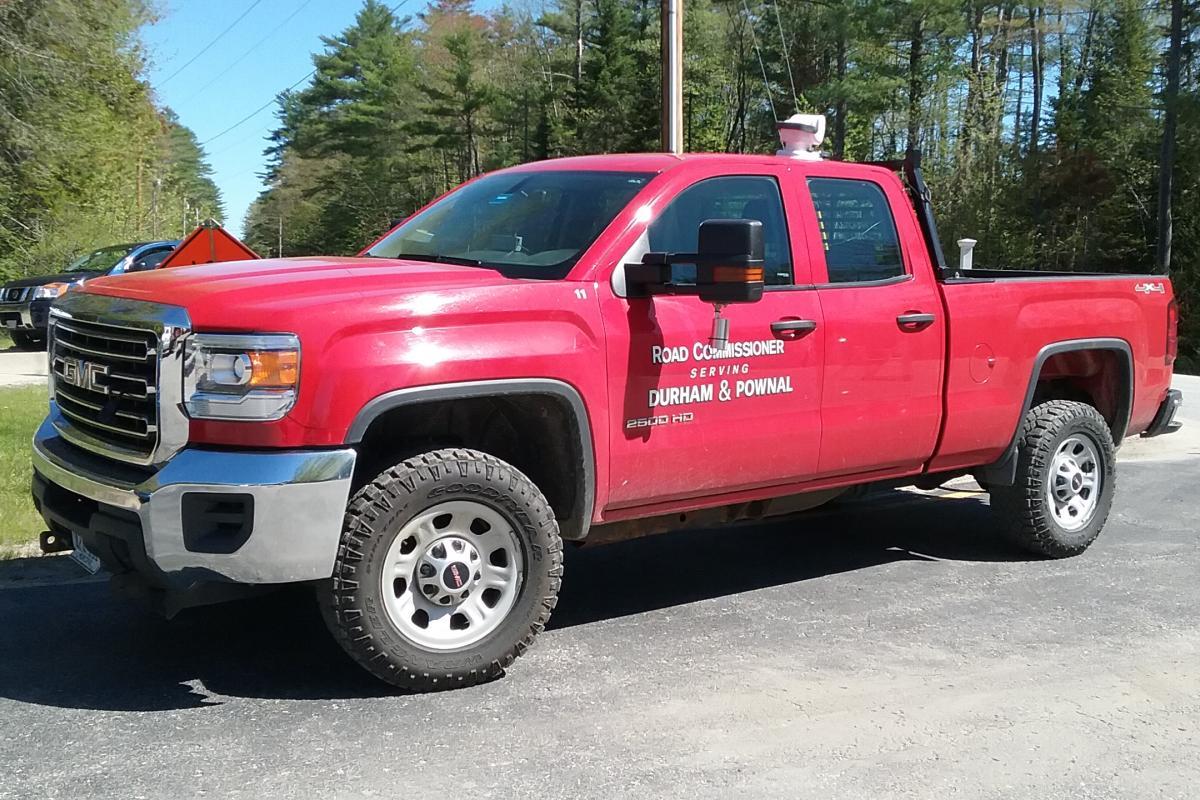 Road Commissioner Truck