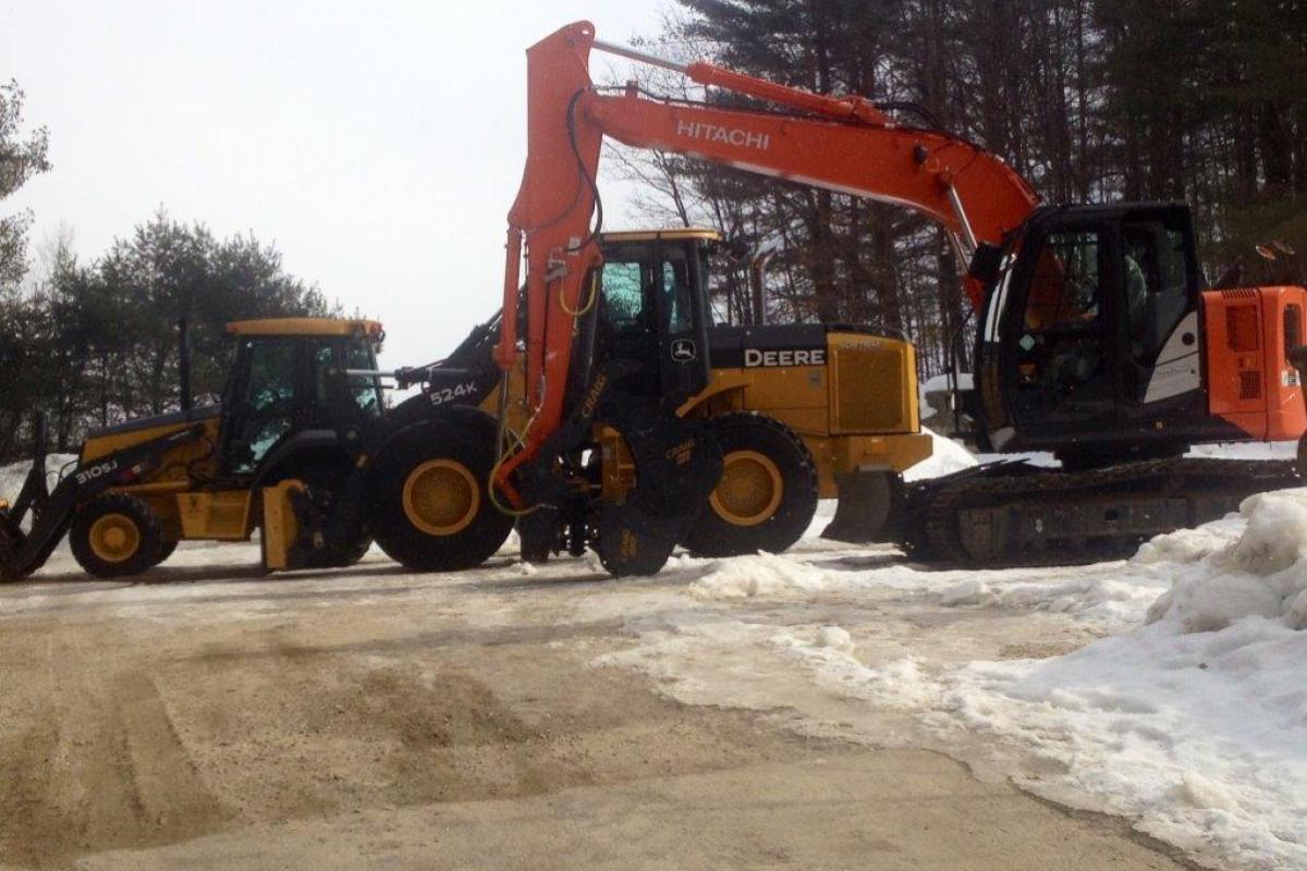Public Works Heavy Equipment