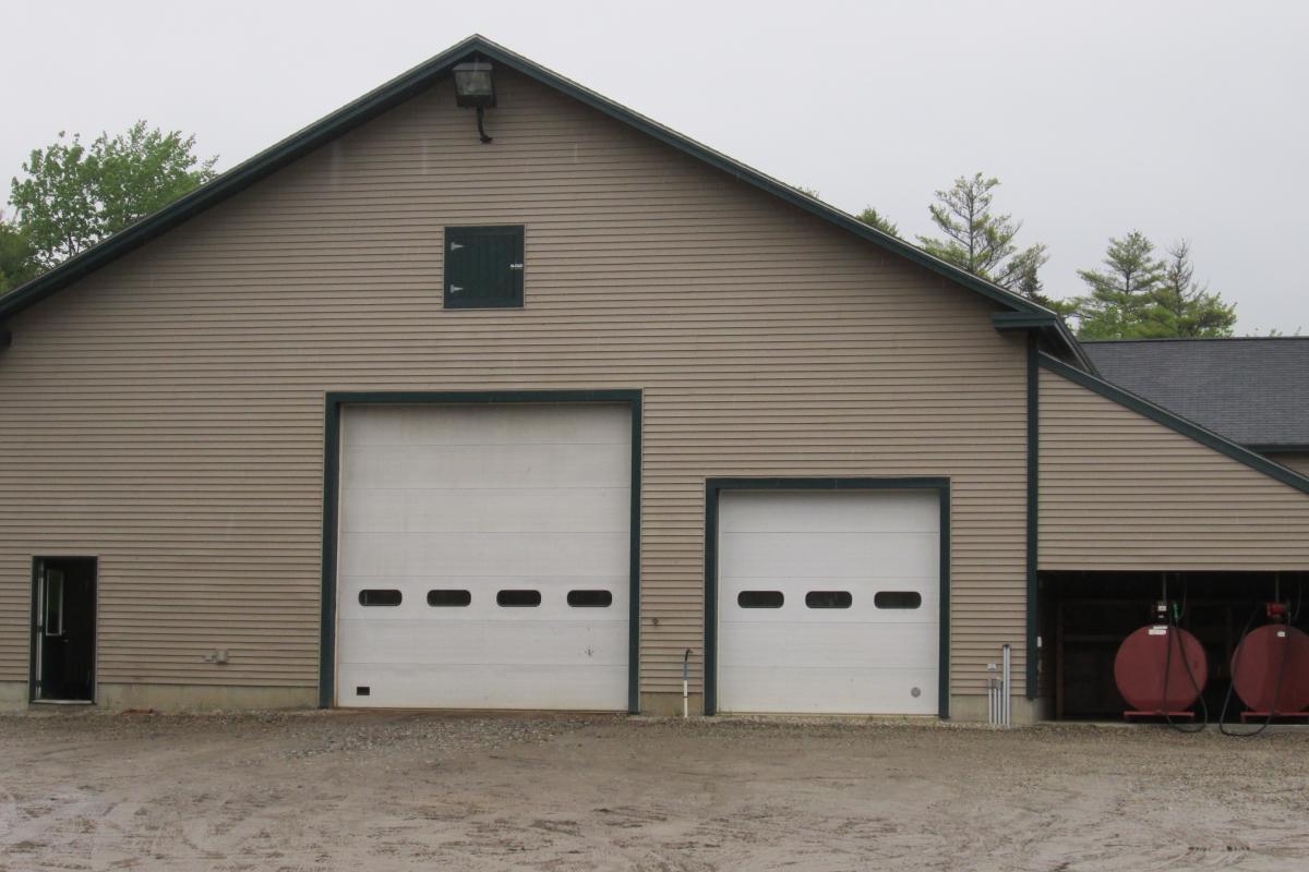 Public Works Garage
