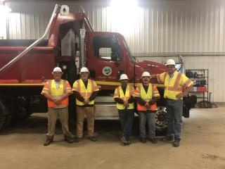 Public Works Crew 2019